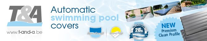 T&A - automatic swimmingpool covers