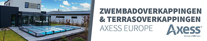 Zwembadoverkappingen & Terrasoverkappingen - Axess Europe