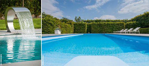 Zwembadenplus vind alle zwembadbouwers belgi alle informatie over prijzen en aanleggen - Zwembad kleur liner ...