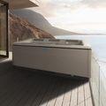 De spa als designstuk: baden in stijl