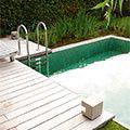 Hoe 'groen' kan uw zwembad zijn