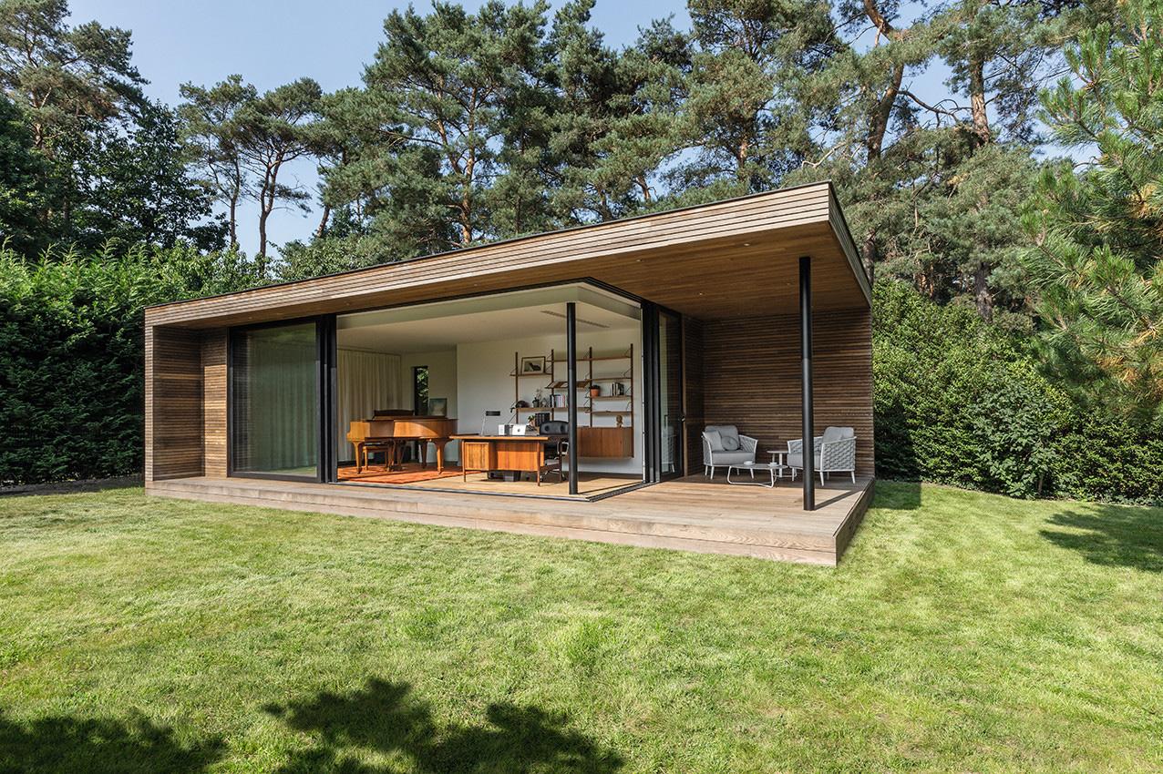 Onze houten tuingebouwen zijn echte sfeermakers