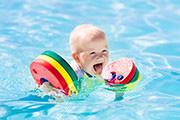 Geniet van je zwembad, maar wees waakzaam!